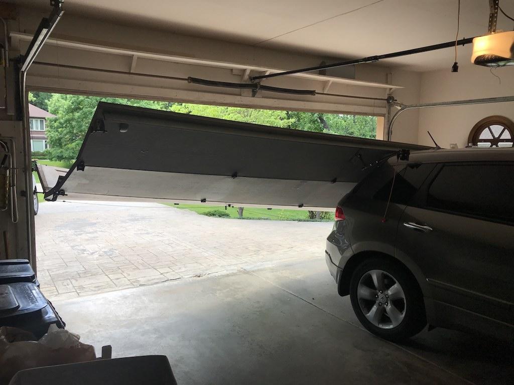 Residential Four Seasons Garage Doors
